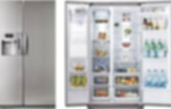 American style Samsung fridge freezer repair