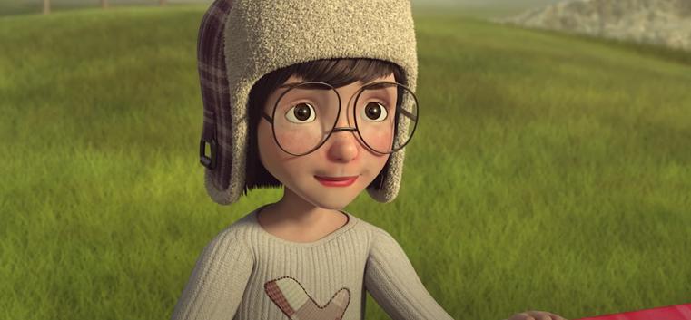 """Soar"" Animated Short Film"