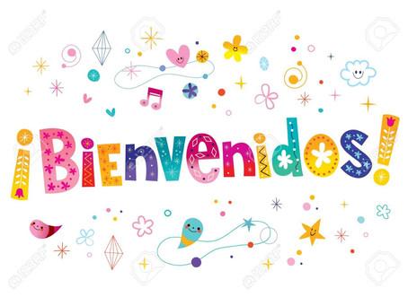 Week # 14 - Bienvenidos!!!