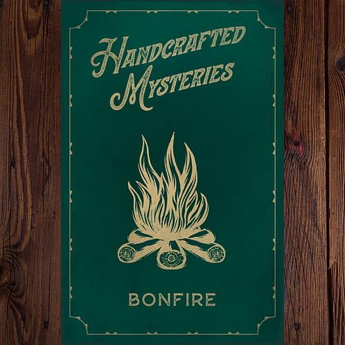 Bonfire Sticker