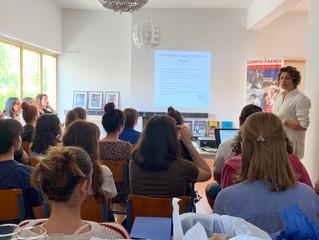 Présentation des études en France, en collaboration avec l'Institut Français de Nicosie et l&#39