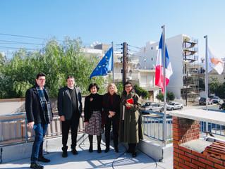 Travail intensif avec la délégation de la Fondation Alliance Française dans le cadre du projet '
