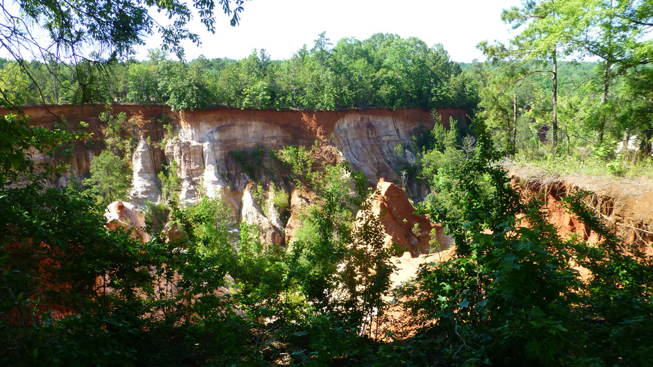 Providence Canyon State Park - Georgia- May 2019