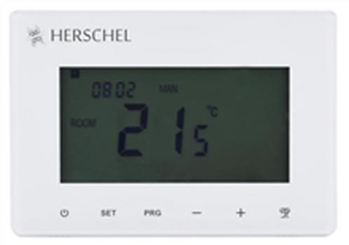 Thermostat XLS radio avec WIFI encastrée