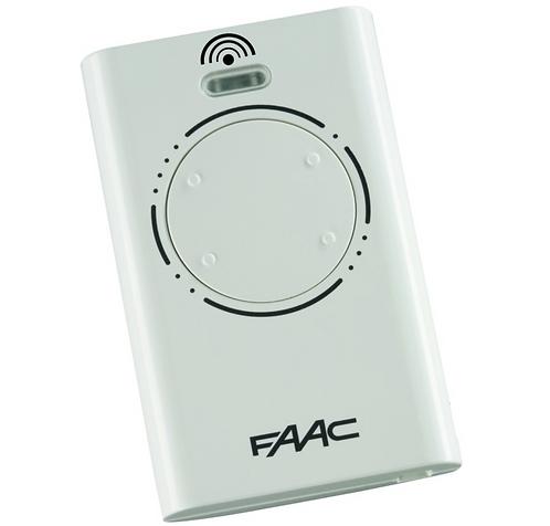 telecommande 4 touches faac 868