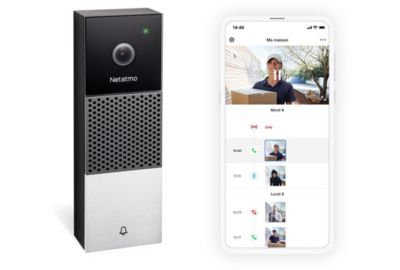 Videophone netatmo
