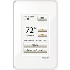 Thermostat pour câbles chauffants sans option wifi