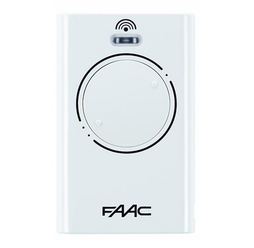 telecommande 2 touches faac 868