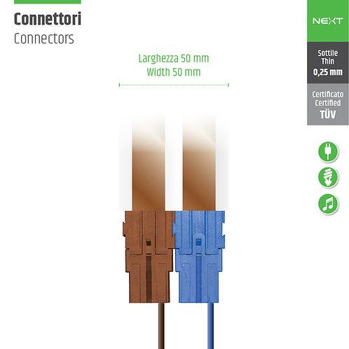 Kit de connexion pour 2x