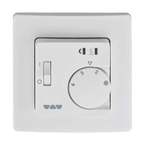 Thermostat marche/arrêt avec molette de régulation