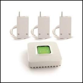 Pack commande de radiateur via smartphone