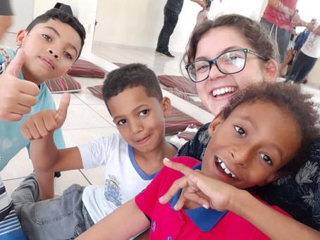 Aprendizaje y diversión en Sao Carlos