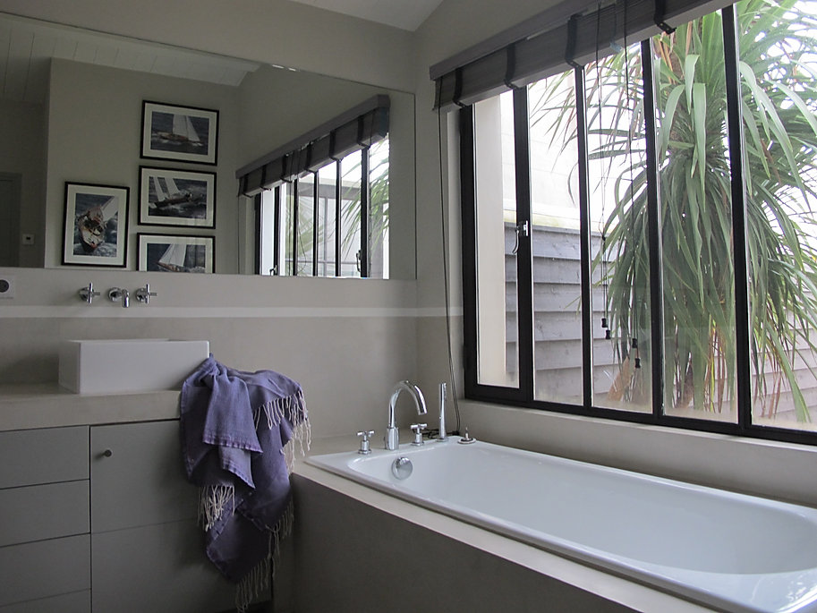 salle de bain design