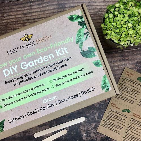 Grow Your Own Eco-friendly Garden Kit