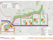Pentagon Park