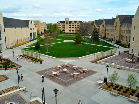 University of St. Thomas Campus