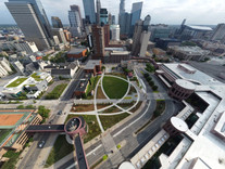 Minneapolis Convention Center Plaza