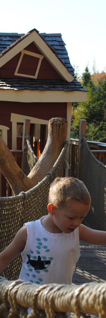 Woodland Adventure Playground