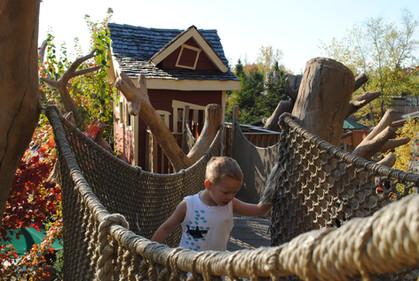 Mn Zoo - Woodland Adventure Playground -