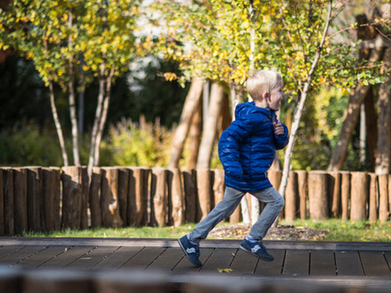 Child Development Center - Play Yard