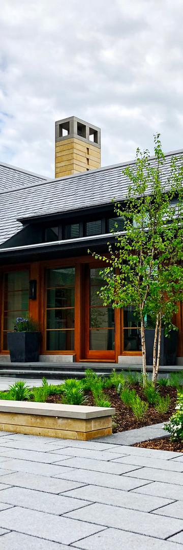 Gull Lake Residence