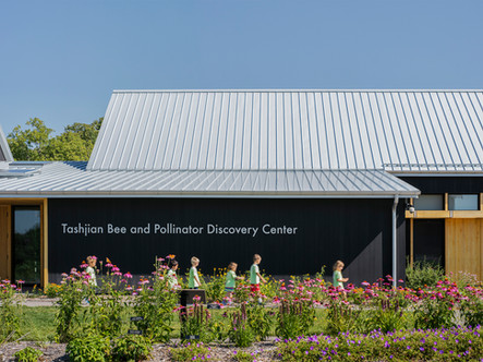 Tashjian Bee Pollinator Discovery Center