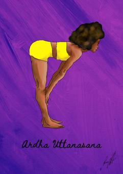 Ardha Uttanasana