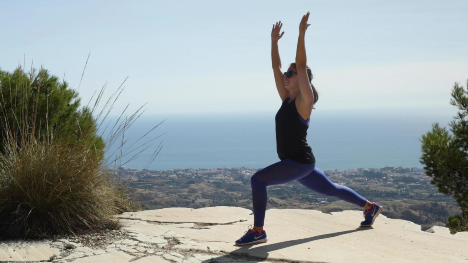 Mijas Yoga Hike