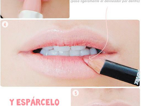 5 TIPS |  Hermosos Labios Nude