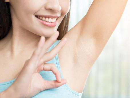 IMPORTANTE desodorante libre de aluminio y parabenos