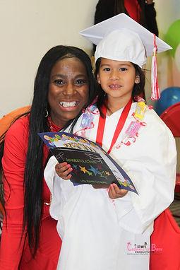 2018 Little People graduation