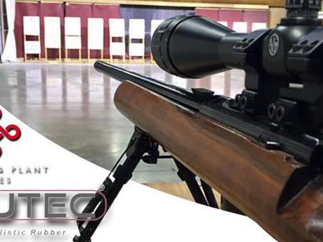 Benefits of Rutec Ballistic Rubber to shooting ranges.