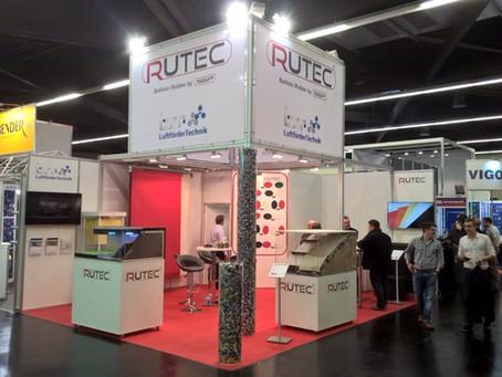 Rutec at IWA 2017