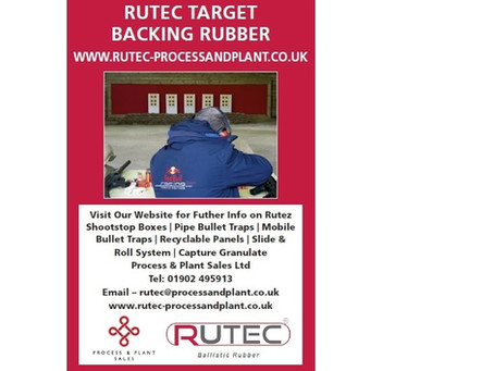 Rutec feature in latest editions of       OnTarget, official journal of NSRA