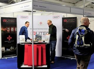 Rutec at the Great British Shooting Show 2017