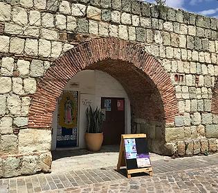 Entrance Oaxaca Zen