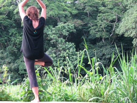 Mis inicios y mi practica como maestra de  yoga