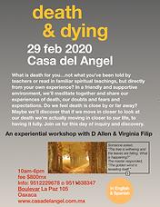 Workshop at Oaxaca Zen