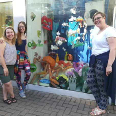 Cambridge Ladybirds WI is taking part in CirculART 2018