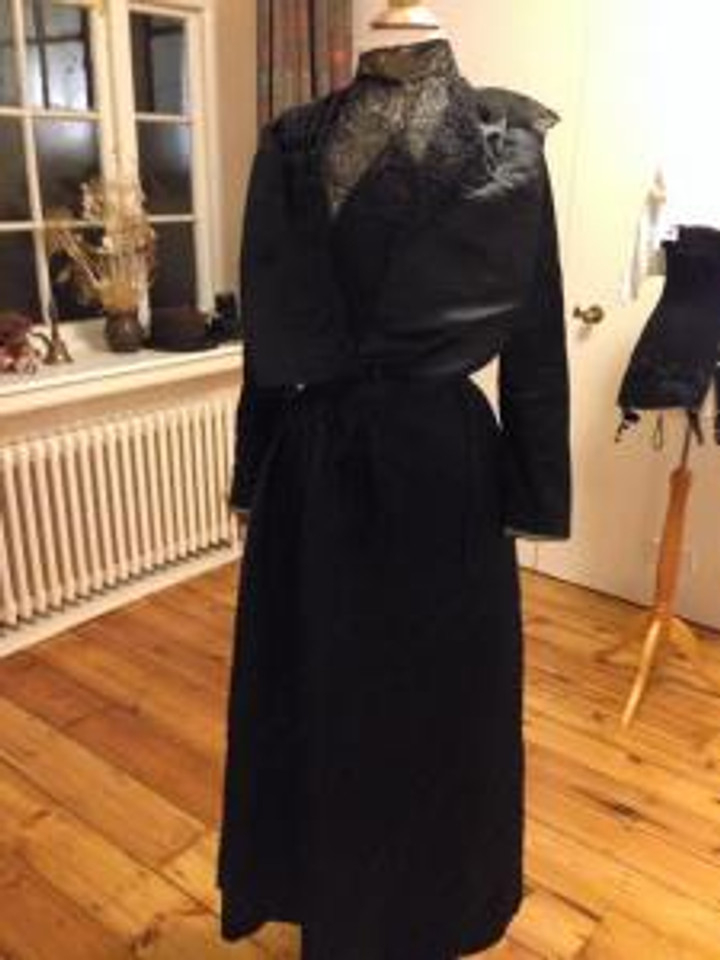 Original mourning outfit