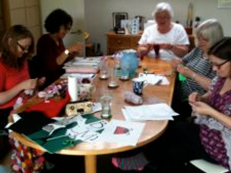 Craft group's second meeting
