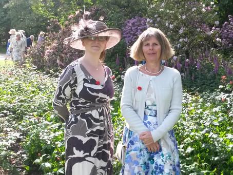 Trip to Buckingham Palace 2nd June 2015
