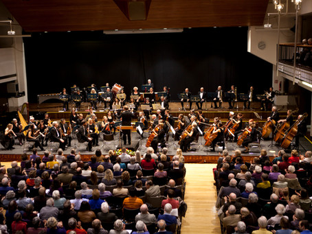 Concert Review: 26th November 2016