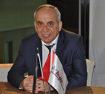 Osman Deniz - Özgül Endüstriyel Mutfak ve Otel Ekipmanlari Yönetim Kurulu Başkanı