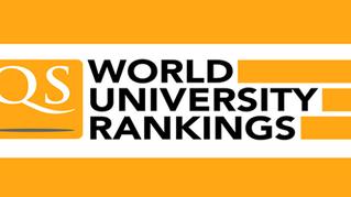 تصنيف كيو أس (QS) العالمي للجامعات!