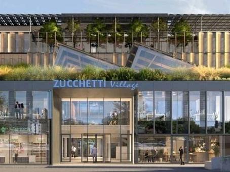 Hi-tech e sostenibilità: così sarà lo Zucchetti Village a Lodi