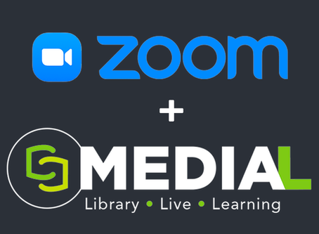 MEDIAL integrates Zoom with your LMS