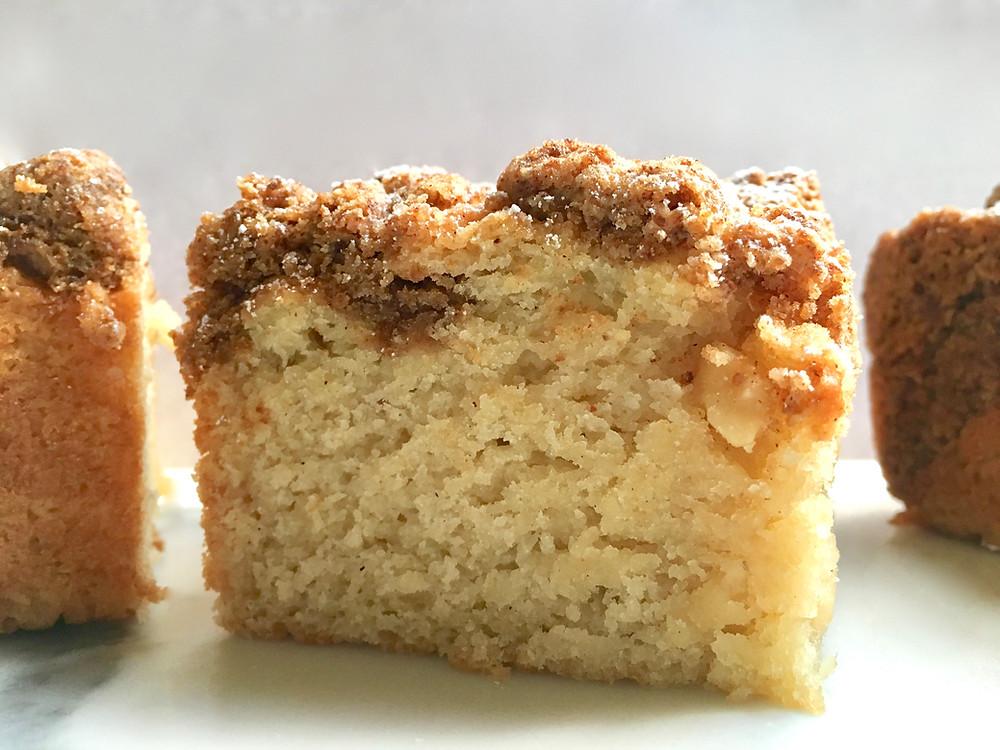 Gluten Free Classic Coffee Cake