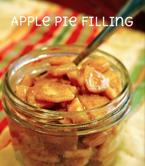 Apple Pie Fillin