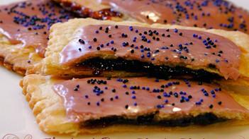 Handmade Berry Toaster Tarts